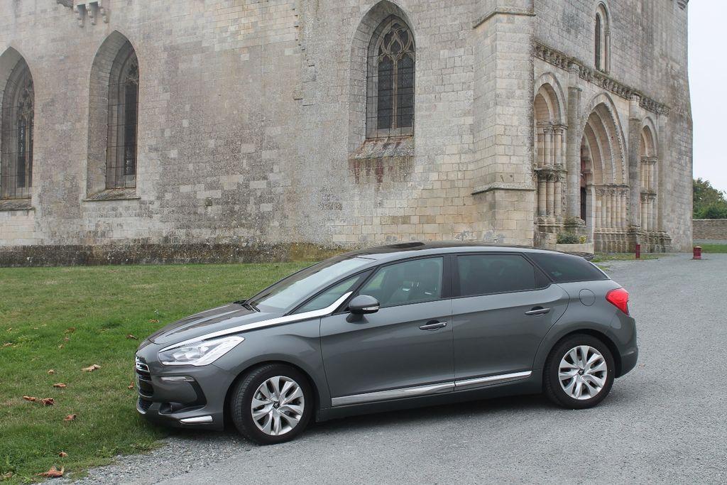 VTC La Rochelle: Citroën