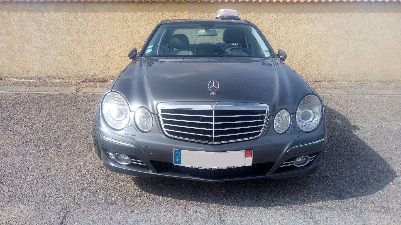 Taxi Vergèze: Mercedes