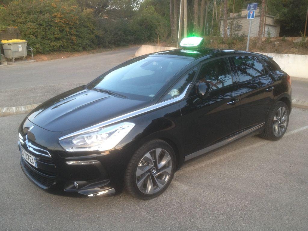 Taxi Martigues: Citroën