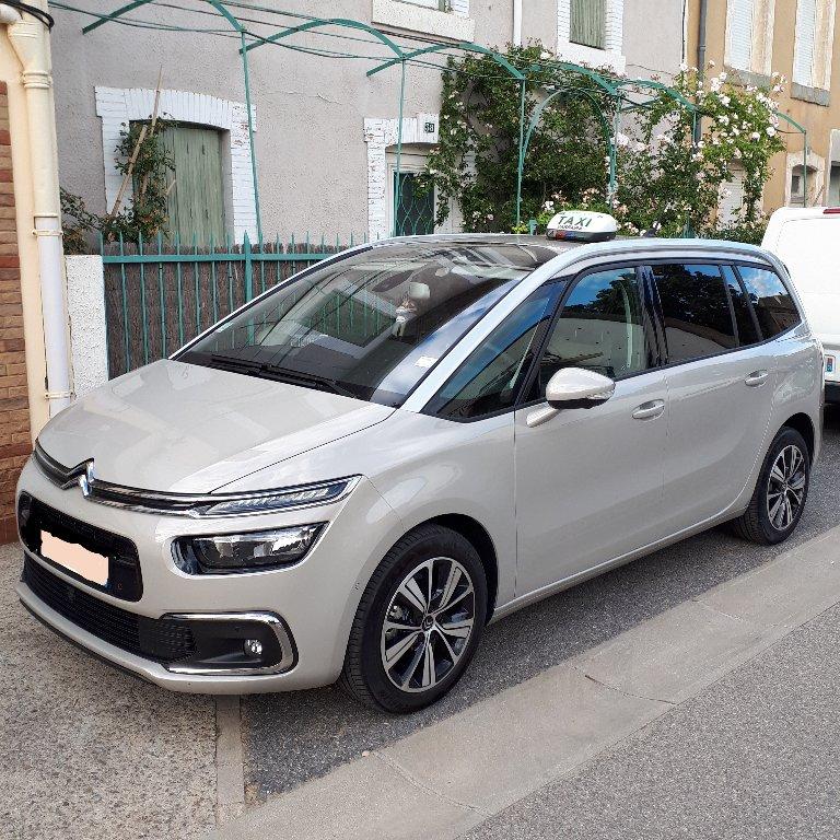 Taxi Barbaira: Citroën