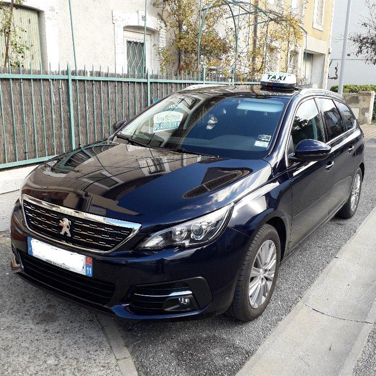 Taxi Barbaira: Peugeot