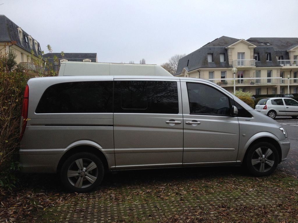 VTC Lamorlaye: Mercedes