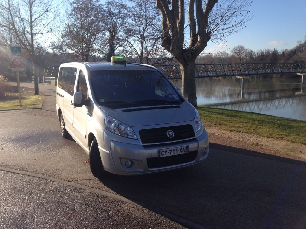 Taxi Guilherand-Granges: Fiat