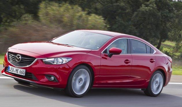 Taxi L'Huisserie: Mazda
