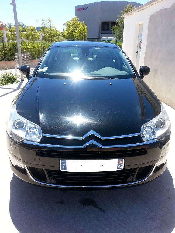 Taxi Hyères: Citroën