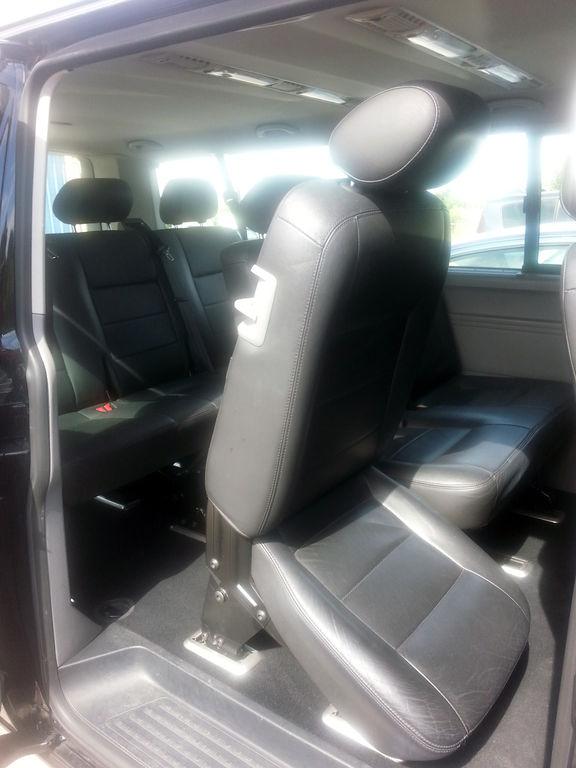 Taxi Hyères: Volkswagen