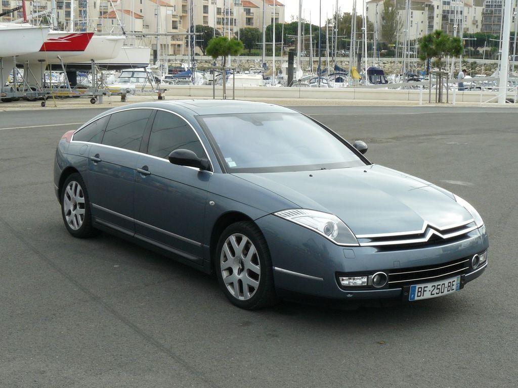 VTC La Barre-de-Monts: Citroën