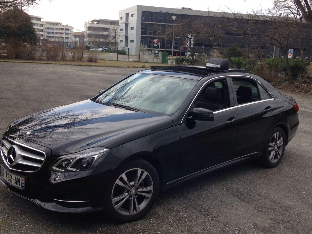 Taxi Bordeaux: Mercedes