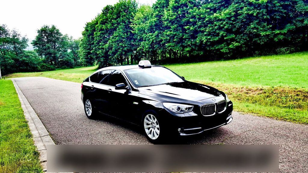 Taxi Septème: BMW