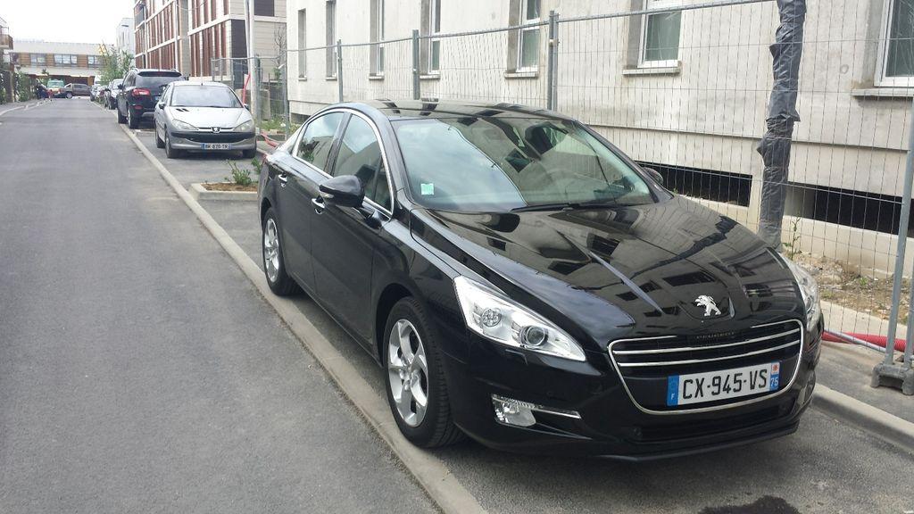 VTC Valenton: Peugeot