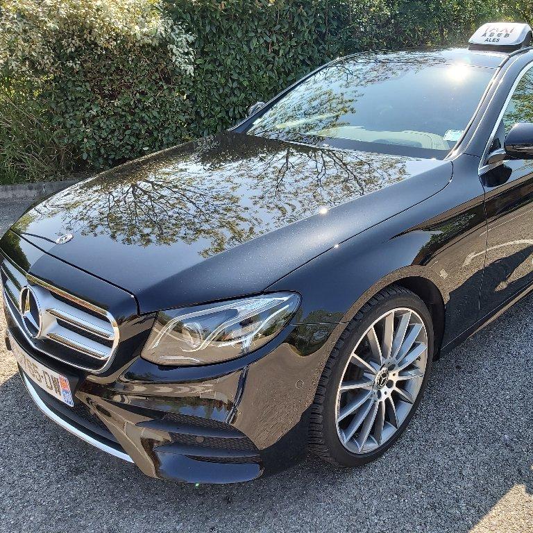 Taxi Alès: Mercedes