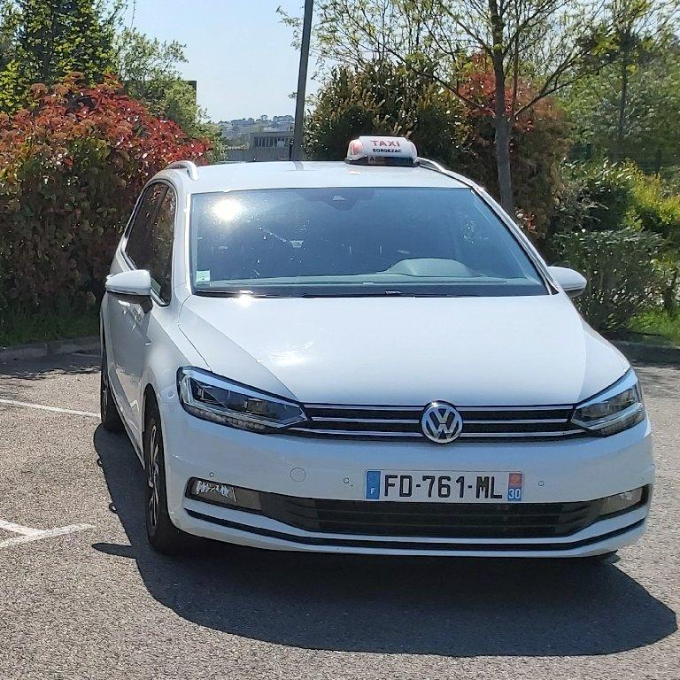 Taxi Alès: Volkswagen