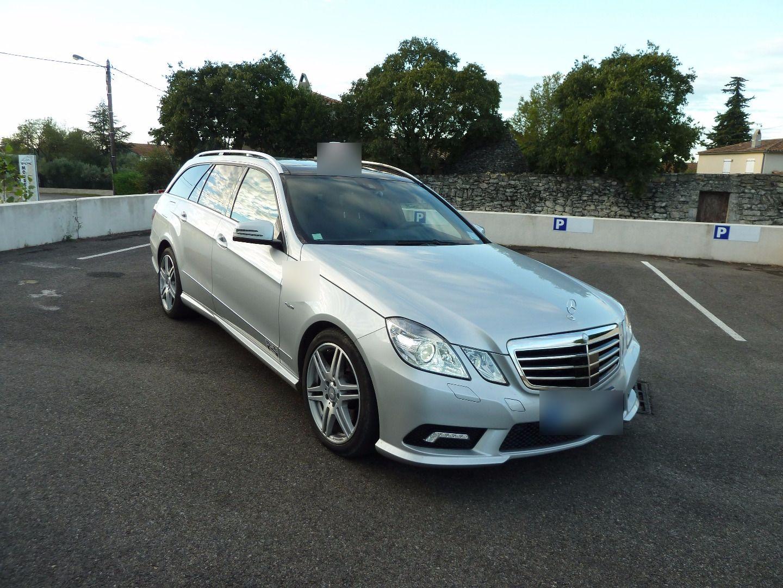 Taxi Uzès: Mercedes