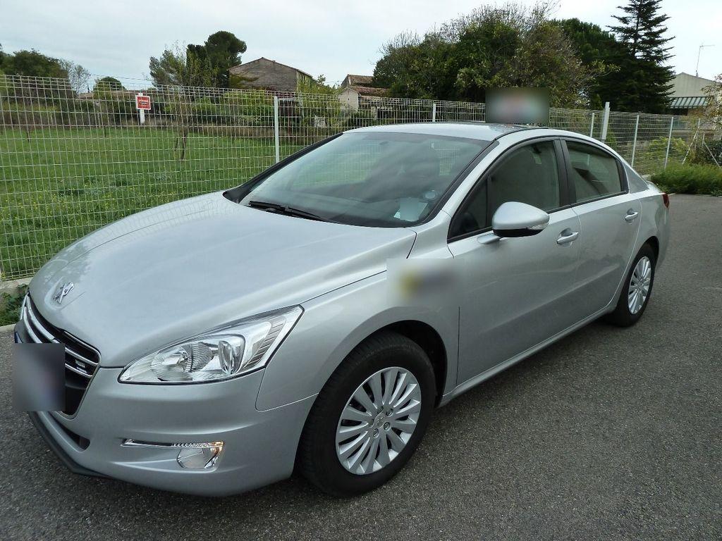 Taxi Uzès: Peugeot