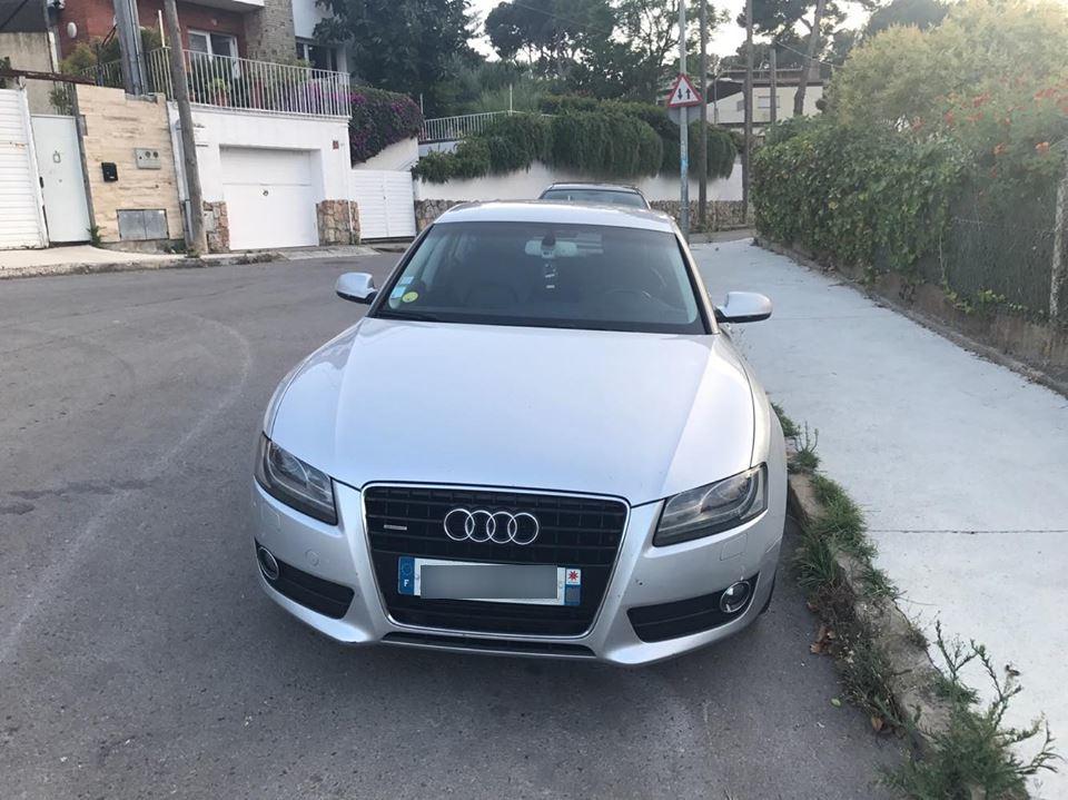 VTC Paris: Audi