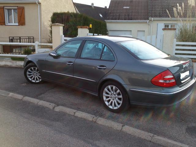 Taxi Montrouge: Mercedes