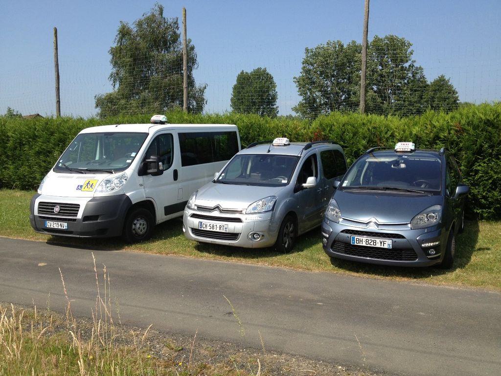 Taxi Fougeré: Citroën