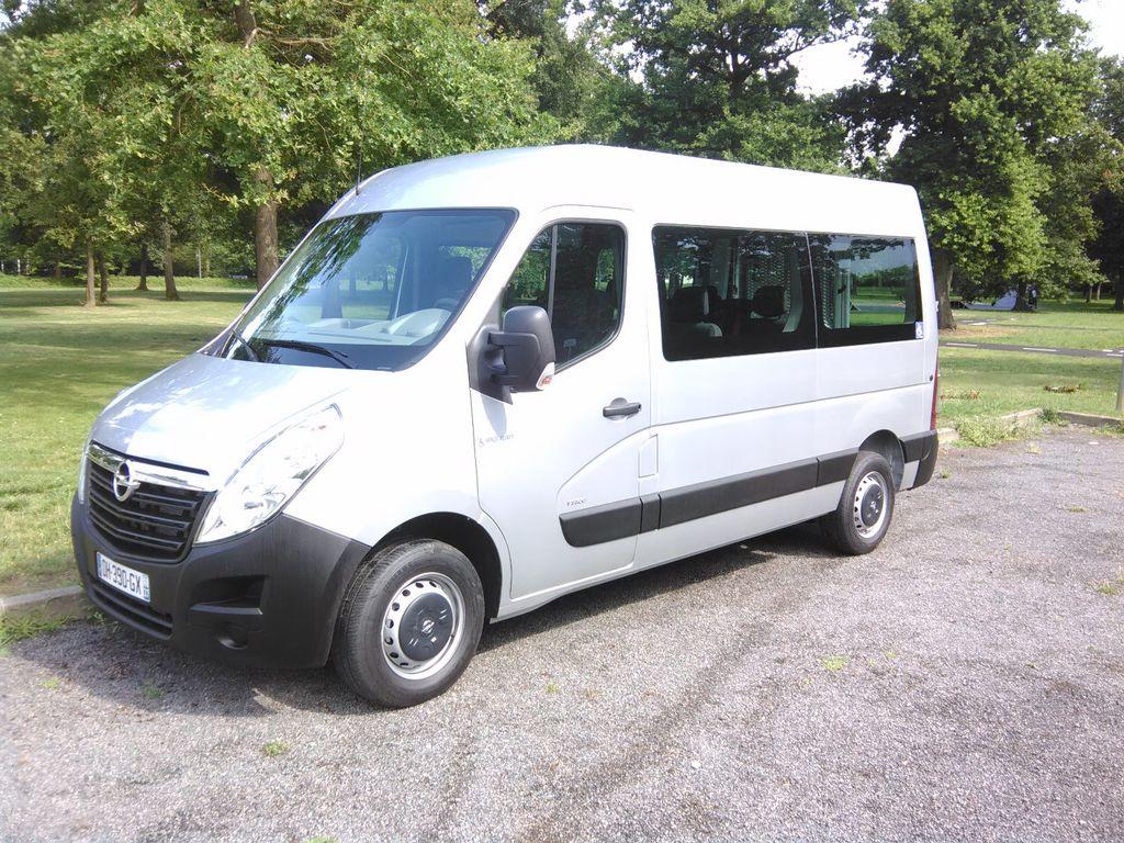 Taxi La Ville-aux-Dames: Opel