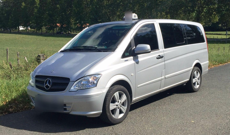 Taxi Hasparren: Mercedes