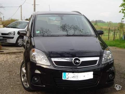 Taxi Saint-Quentin: Opel