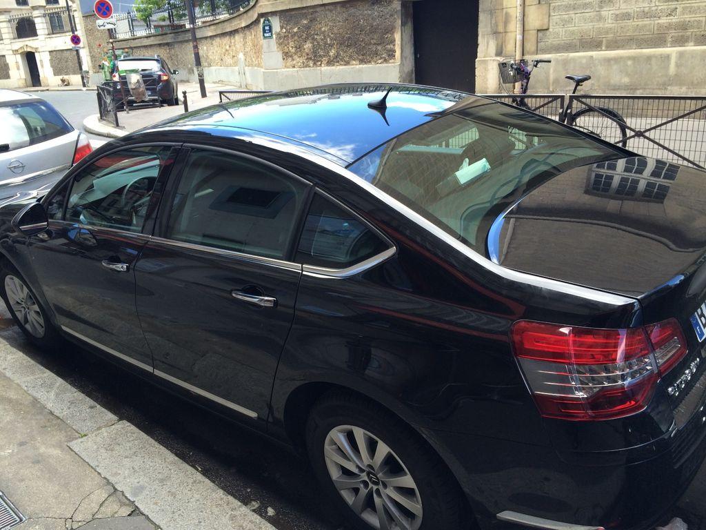 Taxi Les Ulis: Citroën