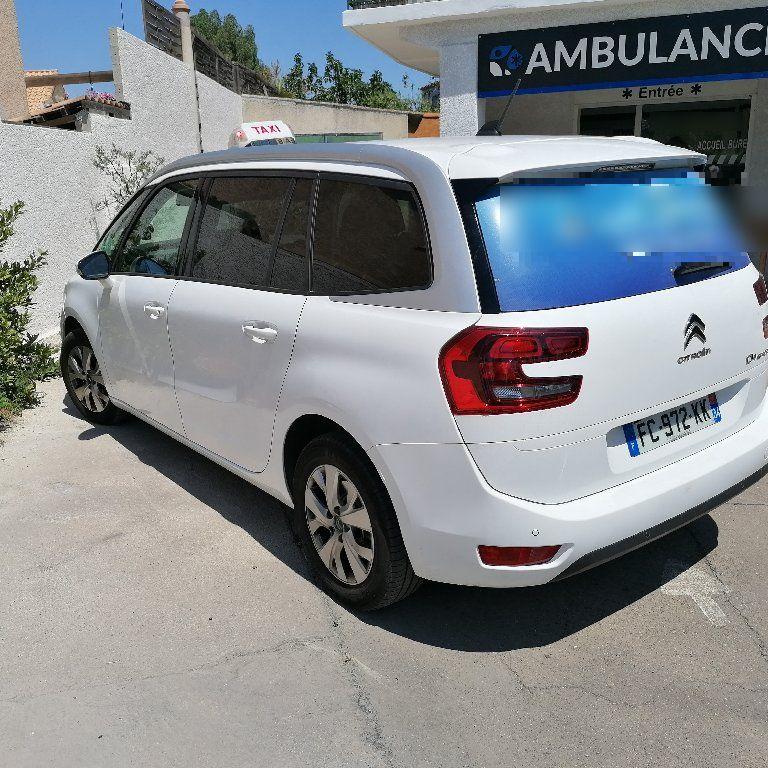 Taxi Vias: Citroën