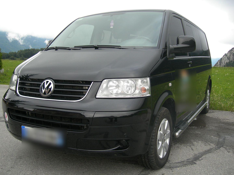 Taxi Aussois: Volkswagen