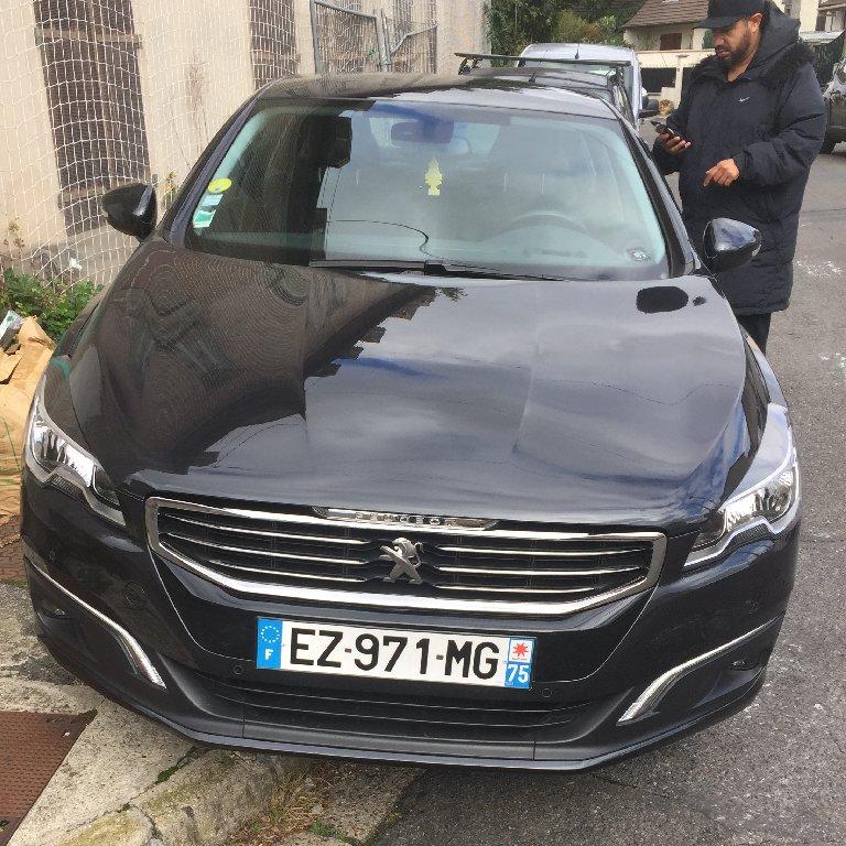 VTC Montfermeil: Peugeot