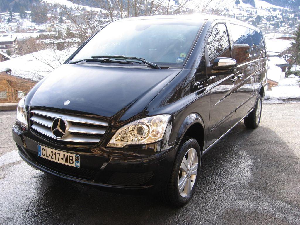 VTC Megève: Mercedes