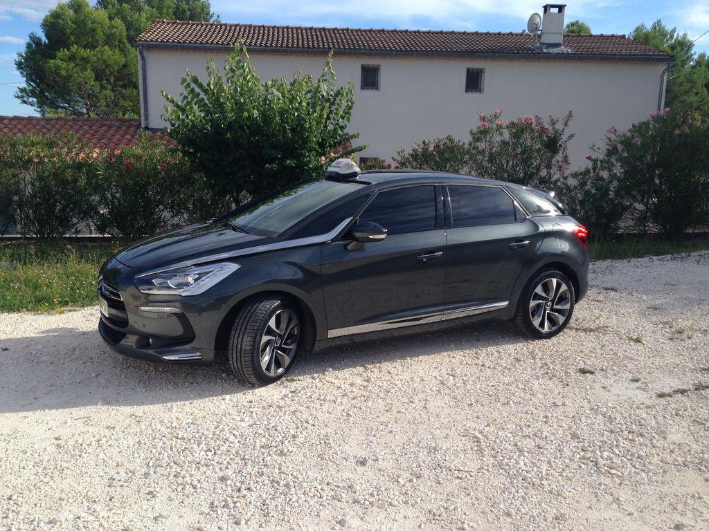 Taxi Montignargues: Citroën