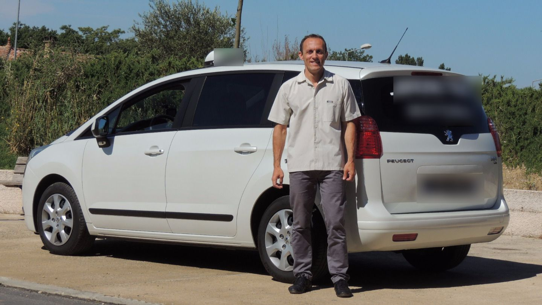 Taxi Pouzols: Peugeot