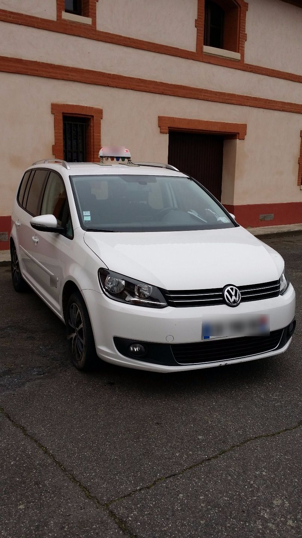 Taxi Plaisance-du-Touch: Volkswagen