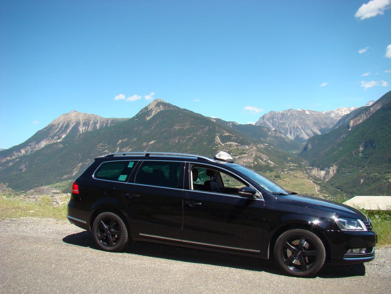 Taxi Briançon: Volkswagen