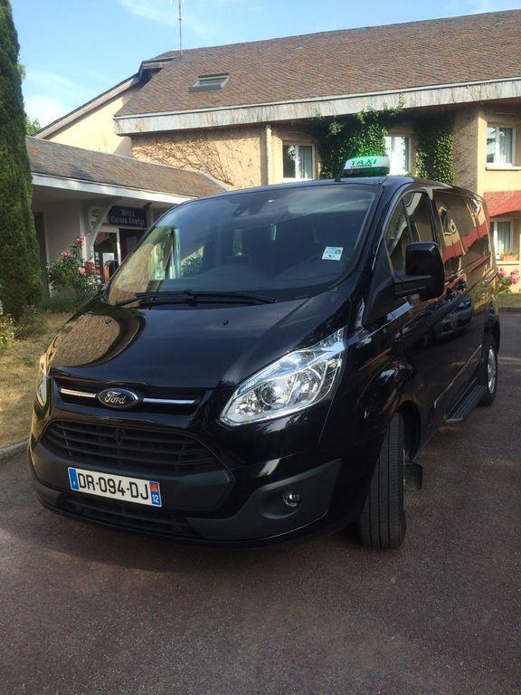 Taxi La Loubière: Ford