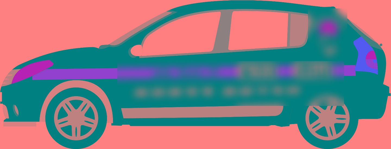 Taxi Rédené: Dacia