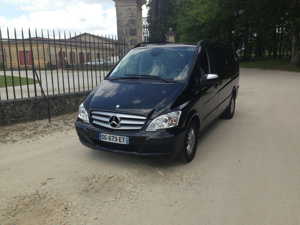 VTC Bègles: Mercedes