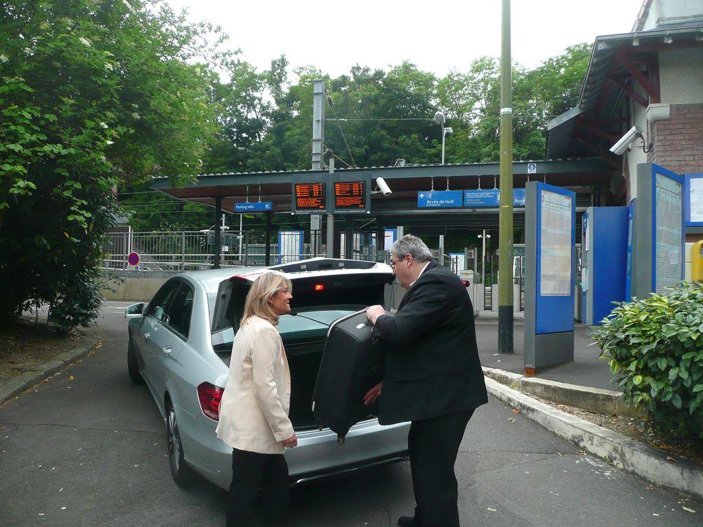 Taxi Vaucresson: Mercedes