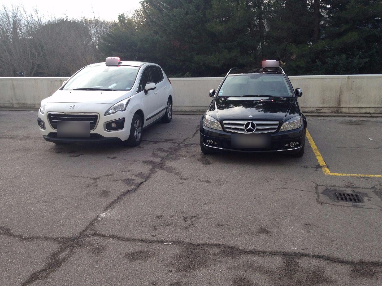 Taxi Salles-d'Aude: Mercedes