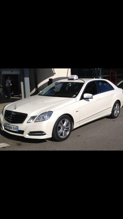 Taxi Vezin-le-Coquet: Mercedes