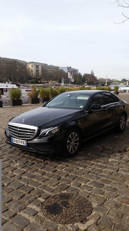 Taxi Linas: Mercedes