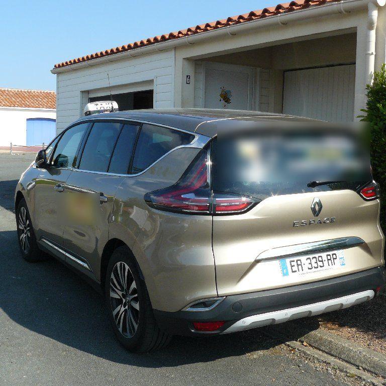 Taxi Saint-Vincent-sur-Jard: Renault