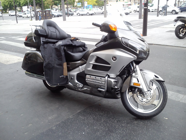 Moto avec chauffeur Legé: Honda