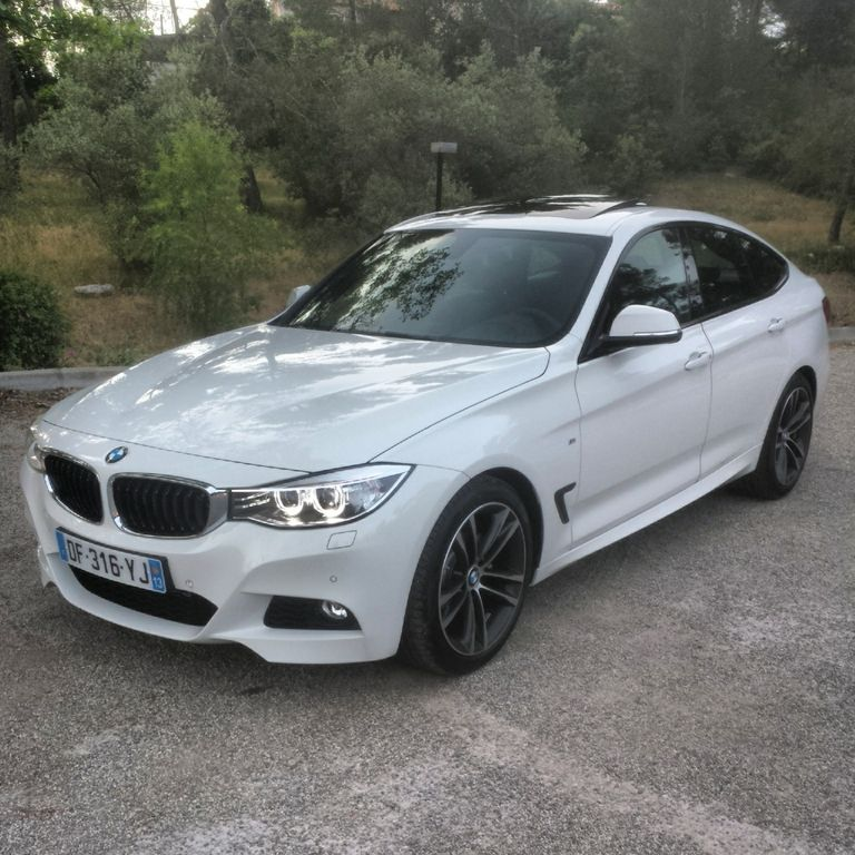 Taxi Bouc-Bel-Air: BMW