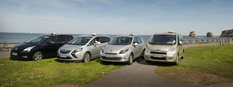 Taxi Hendaye: Citroën