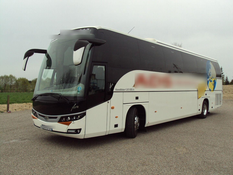 Coach provider Saint-Jacques-de-la-Lande: Iveco