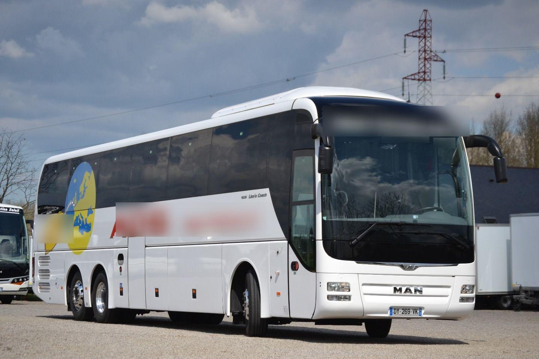 Coach provider Saint-Jacques-de-la-Lande: MAN