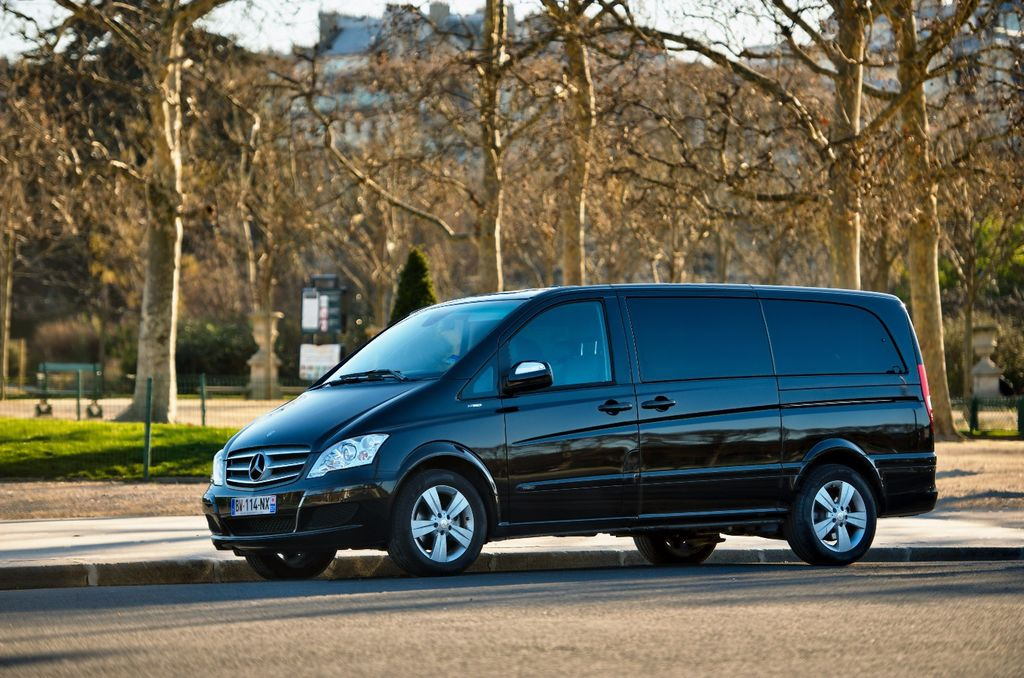 Taxi Nogent-sur-Marne: Mercedes
