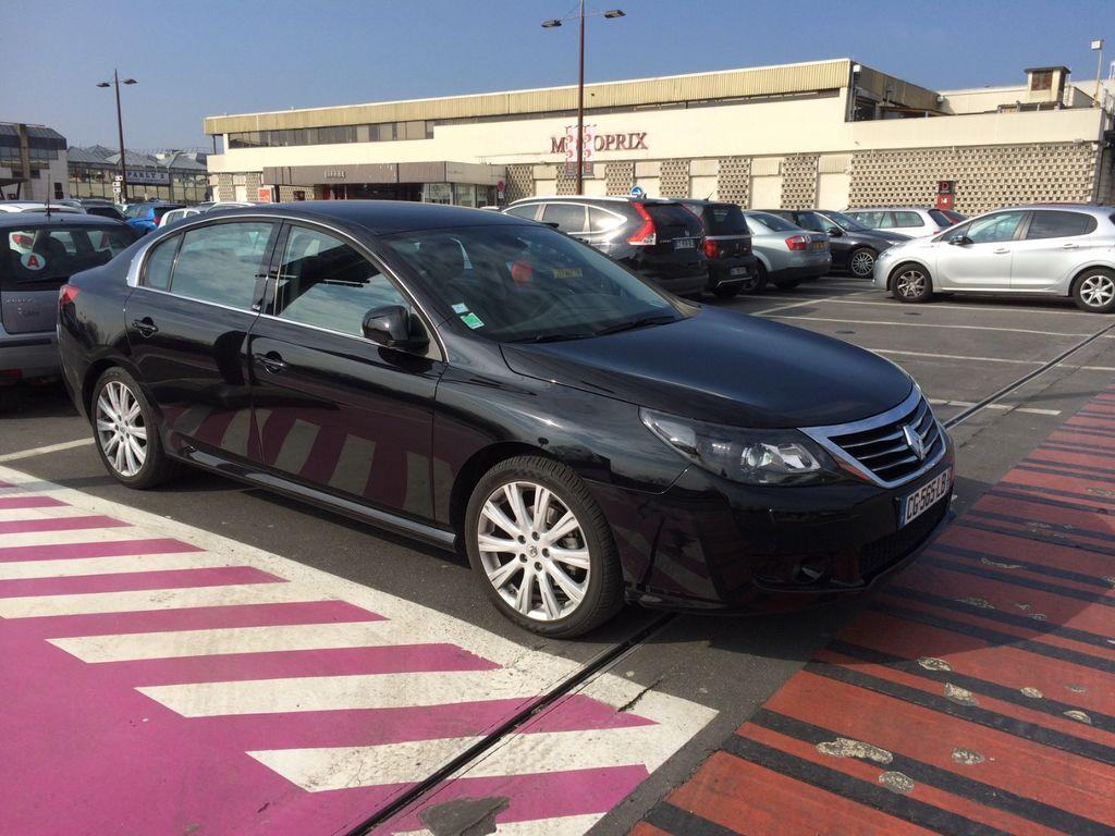 Taxi Les Clayes-sous-Bois: Renault
