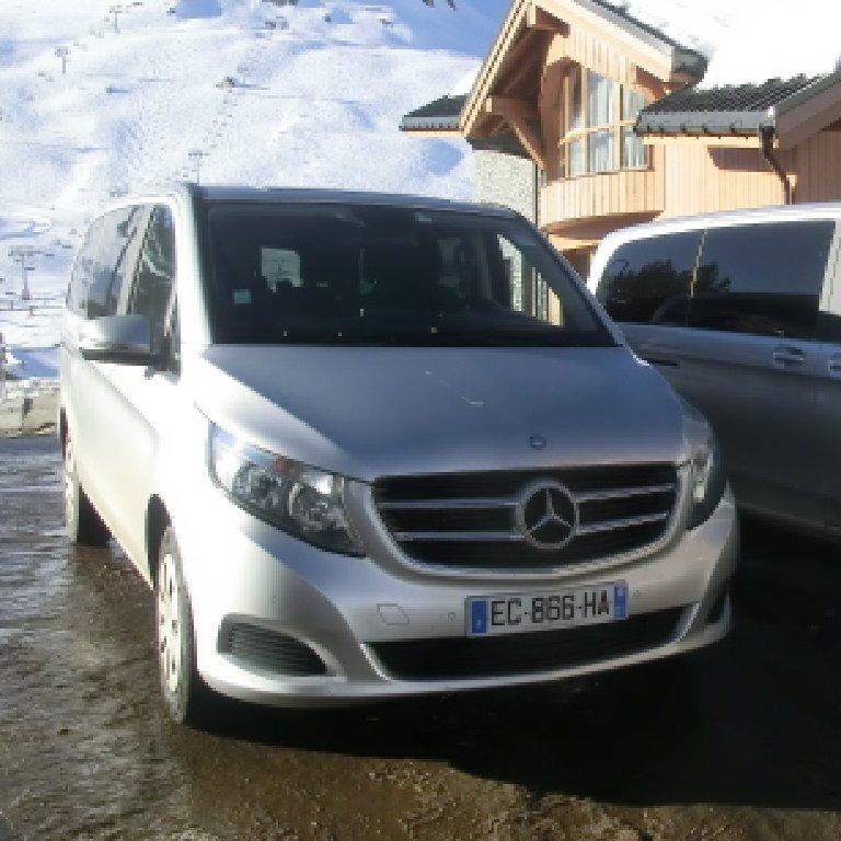 VTC Polliat: Mercedes