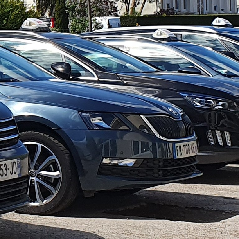 Taxi Airaines: Skoda